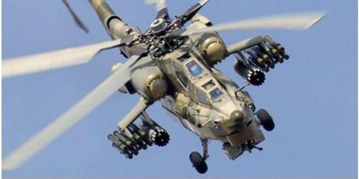 俄在敘利亞北部新設空軍基地:已部署武裝直升機