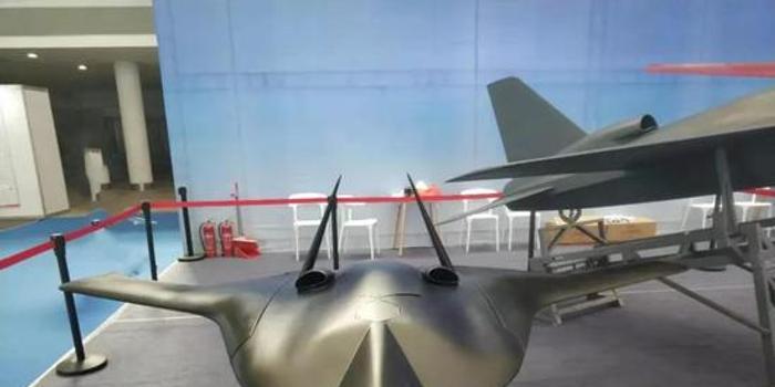 這款外形奇特的無人機 標志中國防空能力巨大進步