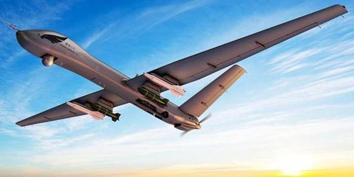 中國翼龍無人機橫空出世 這2點表現搶了美所有大單