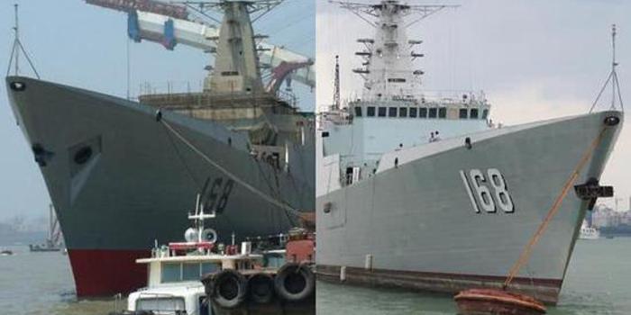 我軍首艘052B驅逐艦迎來大改 或增加垂發換裝鷹擊12