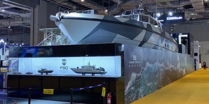 中國有意采購意大利新型巡邏艇 最高航速55節(圖)
