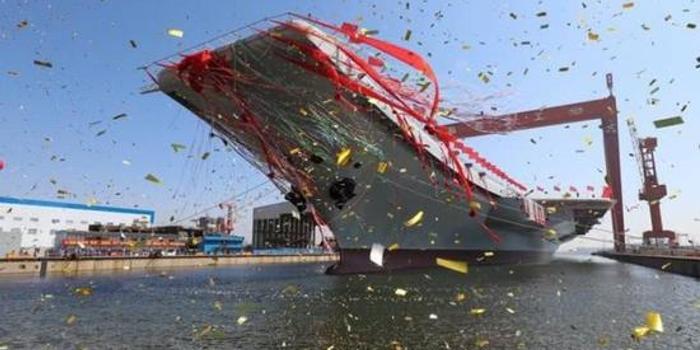 山东舰服役 印度网民:我们航母99年就开建 领先14年