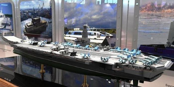 俄羅斯一根筋?航母就算裝電磁彈射也要保留滑躍甲板