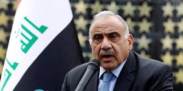 伊拉克总理:政府在起草要求外国军队撤军的备忘录