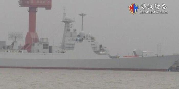 第14艘052D舰或换新型米波?#29366;?可更好探测隐身目标