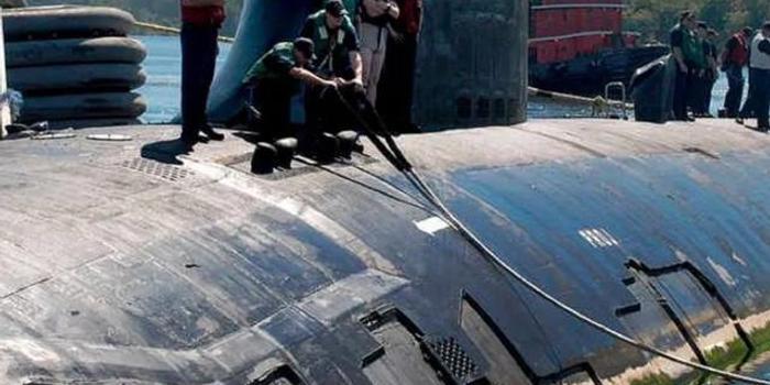 美最大造船廠曝丑聞:靜音核潛艇幾乎成了海底拖拉機