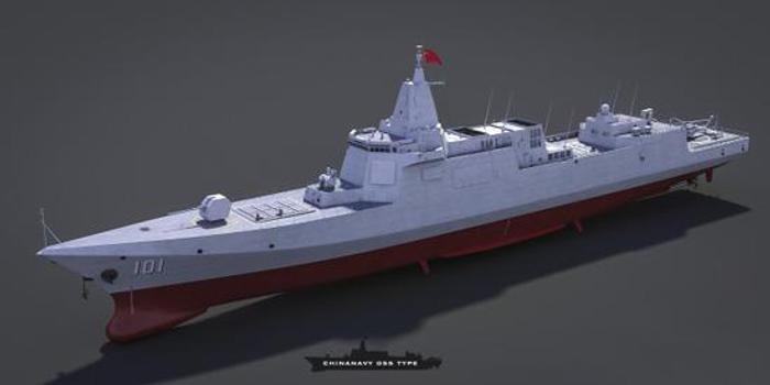 虽为全球最具杀伤力驱逐舰但未完美 055将如何改进