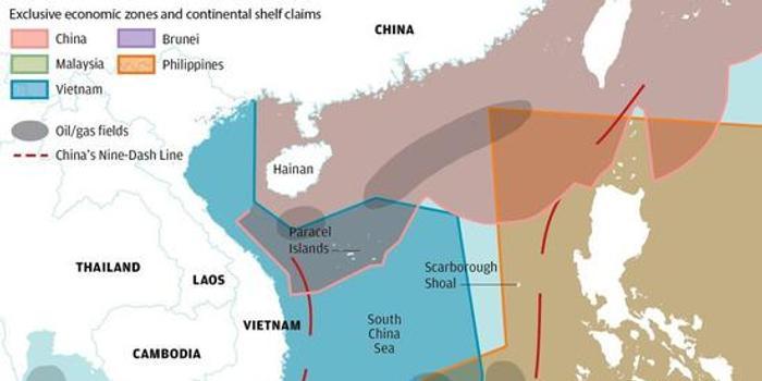美派军舰频繁闯南海 却指责中国利用疫情在南海搞事