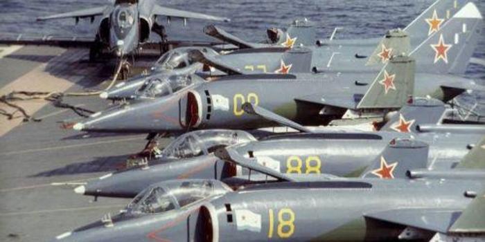 F35B后还会有垂起战机吗 中国虽能研发但性价比太差