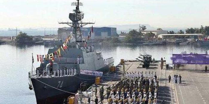 伊朗新军舰战力如何:除装备中国血统导弹外一无是处