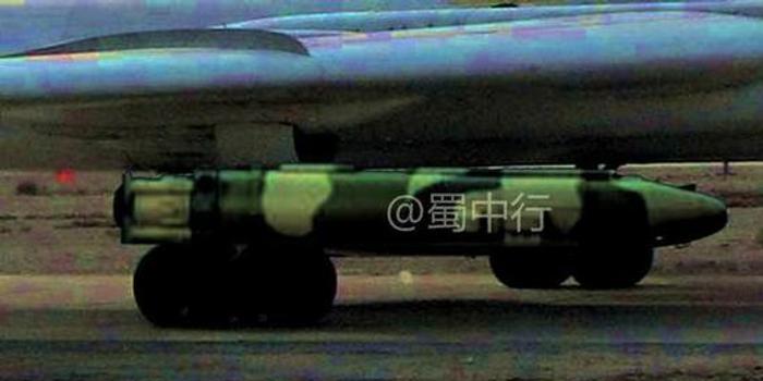 美媒:中國東風21導彈又有新型號 已由轟6K空射成功
