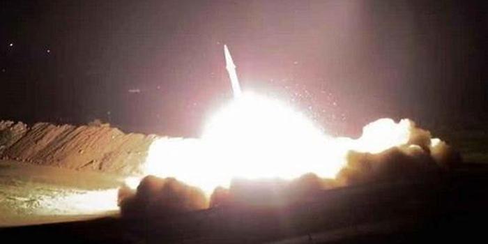 揭秘袭击美军的伊朗导弹:稍加改进还能打航母