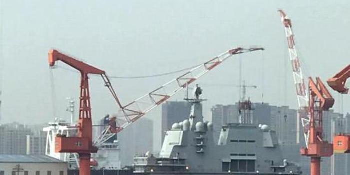 中国海军列装双航母后仍有一个短板 或成巨大隐患