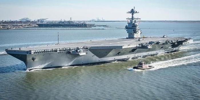"""福特號航母已成美軍""""心頭病"""" 再過5年才能部署"""