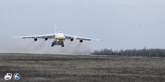 乌克兰大飞机震撼升空:1架能顶3架运20 家底令人眼红