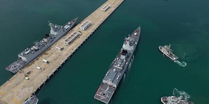 中國2019年或將下水8艘神盾艦 打破美國24年前記錄
