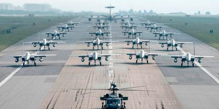 沖繩民眾反對美軍基地搬遷 安倍政府仍繼續工程