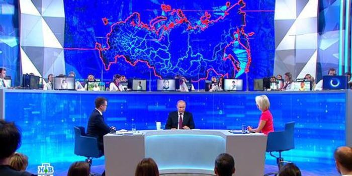普京回應是否對西方制裁屈服 還提到了中國華為