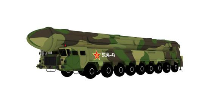 发射一枚东风41需要付出多少钱?或超25亿人民币