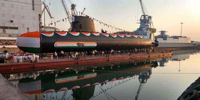 印媒罕見聲稱印度潛艇輸中國很多:力量對比是16比56