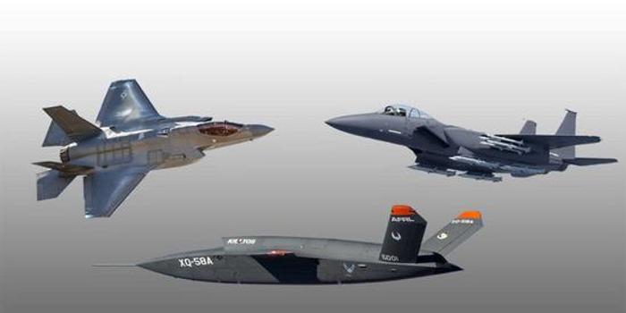 美国空军最想要什么武器:这款无人机竟超F35居首位