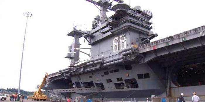 美军否认尼米兹号出现确诊病例 执意派该舰部署太平洋