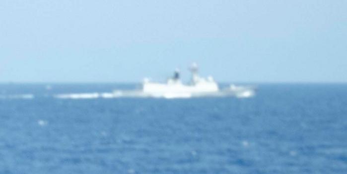 美海军确诊人数已达1700人 为何仍派军舰闯中国西沙