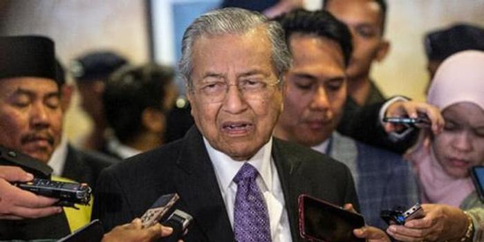馬來總理:特朗普要有下個任期 將對世界造成很大破壞