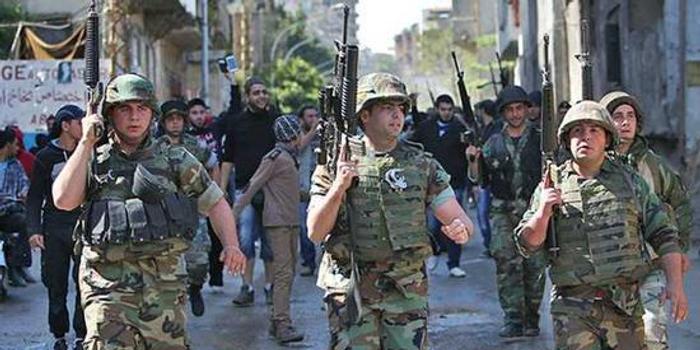 黎巴嫩抗議活動持續 總統要求軍隊介入恢復安寧