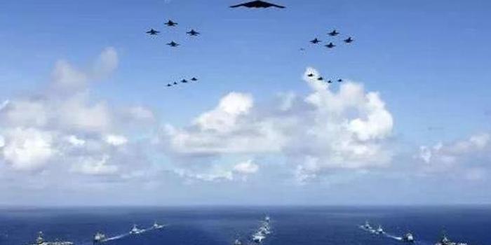 中国造海上浮动基地 比美航母大数倍能停飞机能修船