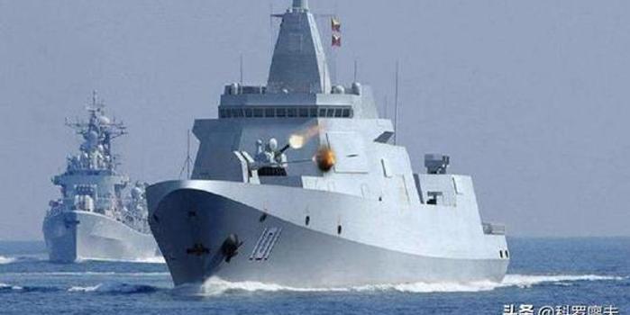 北京雙色球_055大驅首艦還沒服役就已批量建造6艘 為何如此自信