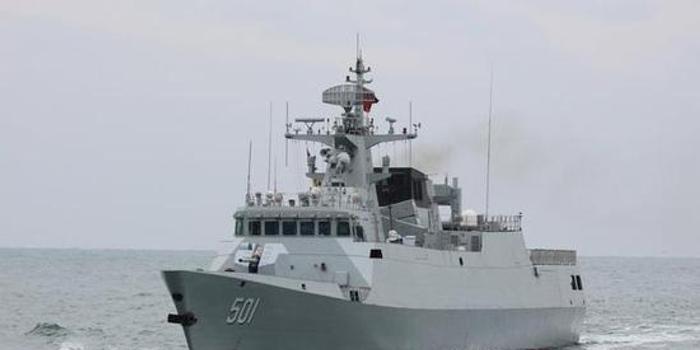 我军056型护卫舰为何无导弹垂直:因HQ
