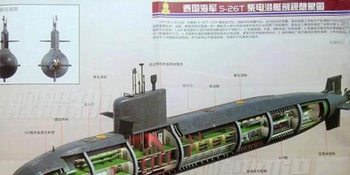 廣西時時彩_泰國斥資80億購中國潛艇 首艘還沒到貨又要買第2艘