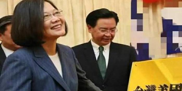 台湾应成为美国第51个州?这些梦话的背后目的太阴险