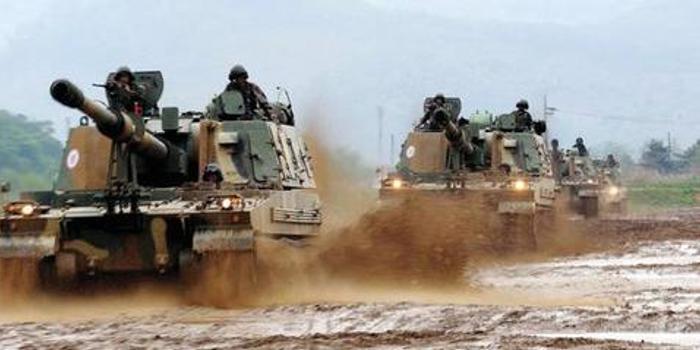 中國PLZ52與韓國K9誰是亞洲第一炮 六大優勢全面領先