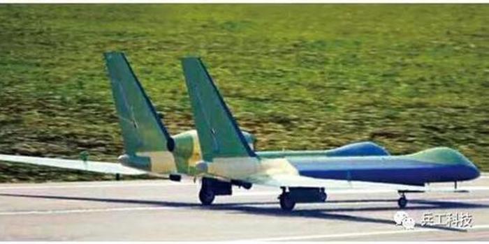 中國神雕無人機再次現身 換裝渦扇19航發即將服役