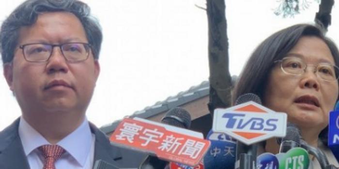 韓國瑜:臺軍沒有靈魂 即使穿上名牌西裝還是太監