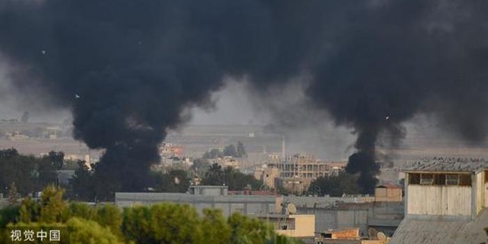 土耳其對敘開戰已致8死 特朗普蓬佩奧趕忙撇清關系
