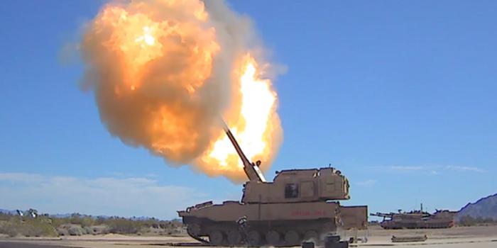 美陆军提出多域作战概念 将对手从弱国换成中俄