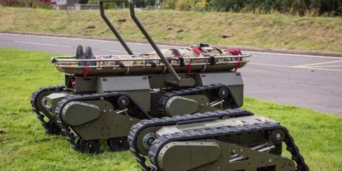 地面无人载具成万金油:即能当武器站也能搭载无人机