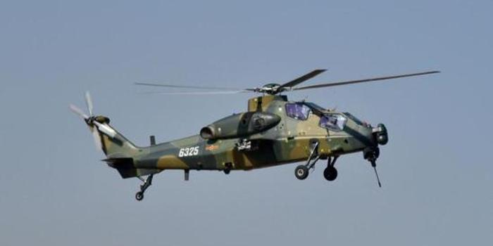 武直-10淘汰歐俄型號 美軍阿帕奇直升機仍是世界第一