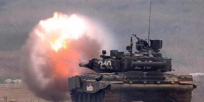 俄军采购全新3BM44M穿甲弹:可2公里外击穿美军M1A2