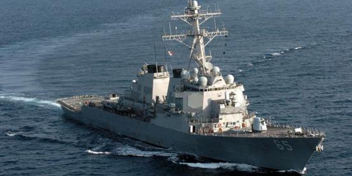 美媒建议私人船只可扣押中国商船 国防部:海盗行为