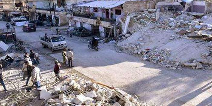 """美国声称在巴格达发动""""与伊朗有关的""""袭击"""