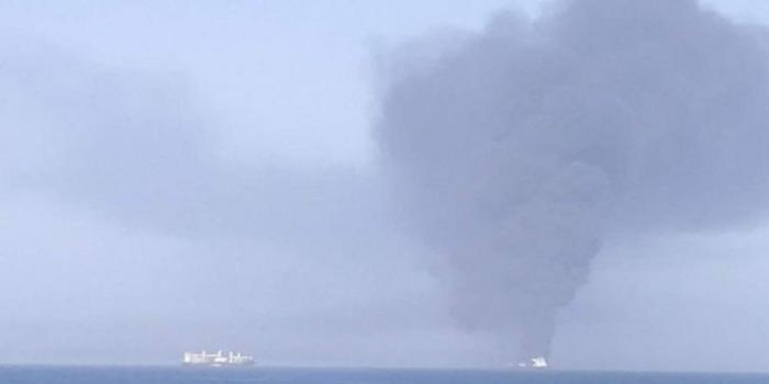 伊朗否認與油輪遇襲事件有關 指責美國制造緊張局勢