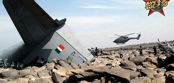 校场:印度空军的事故率为何如此之高