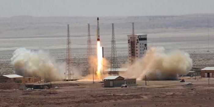 伊朗卫星发射失败 同型火箭曾两次发射失利