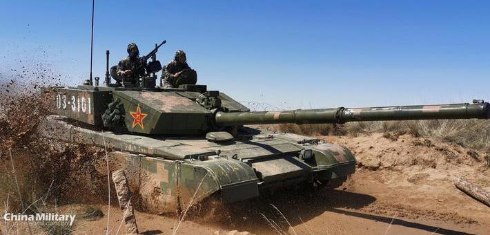 坦克两项下次换它?我军99坦克纵横泥潭
