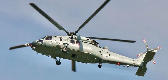 海军就差你!舰载直20直升机疑似亮相