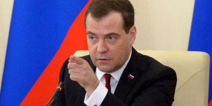 俄總理喊話美國:我們和歐盟關系很好 挑撥是沒用的
